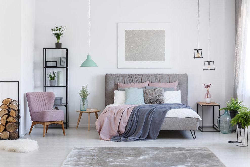 Taze yatak odası