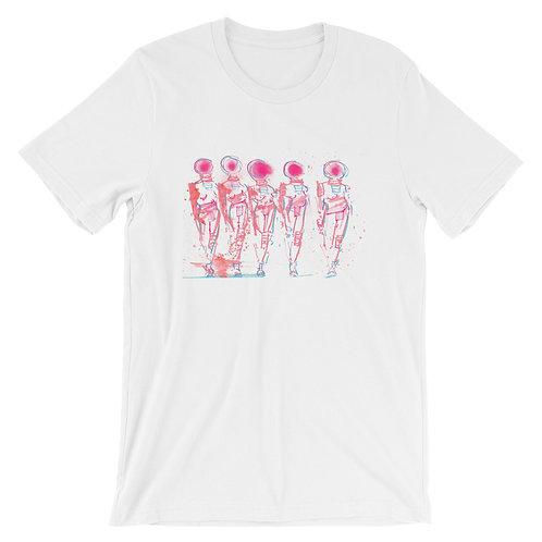 Astronaut Heels T-shirt