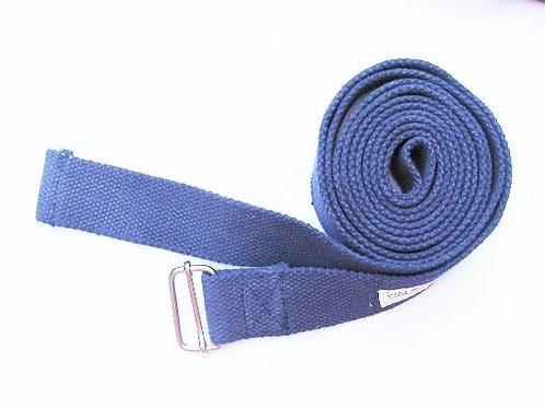 OMSutra Yoga Strap - Cinch/Buckle 6'