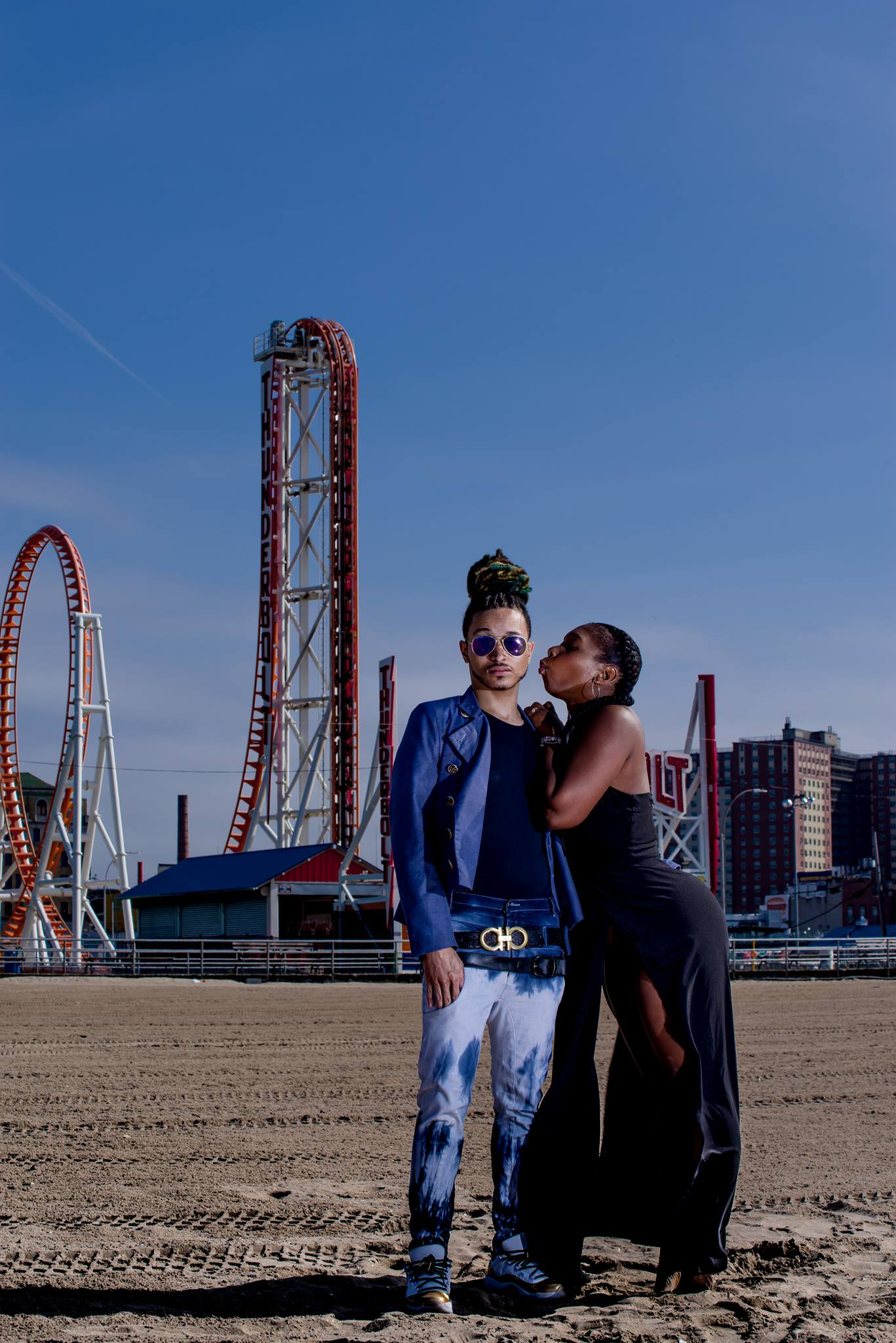 Coney Island Shoot