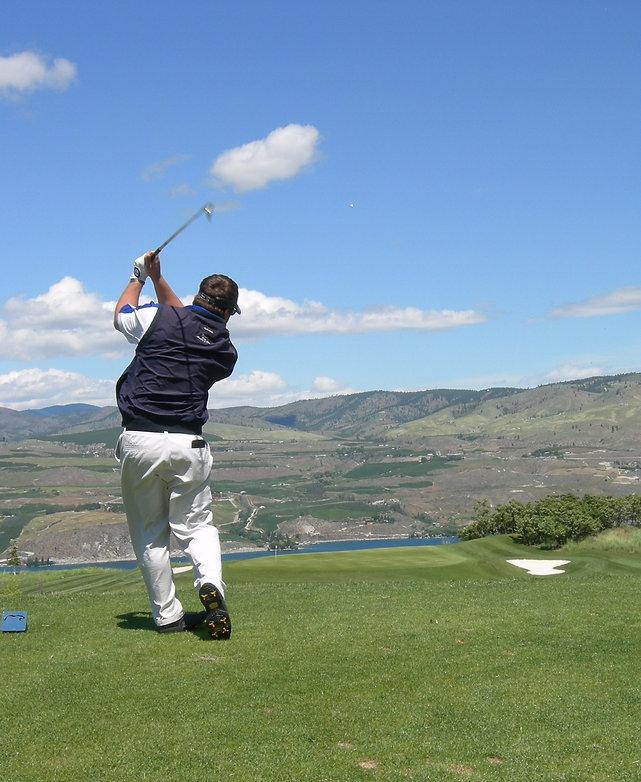 Tim Krumnow Golf Instructor