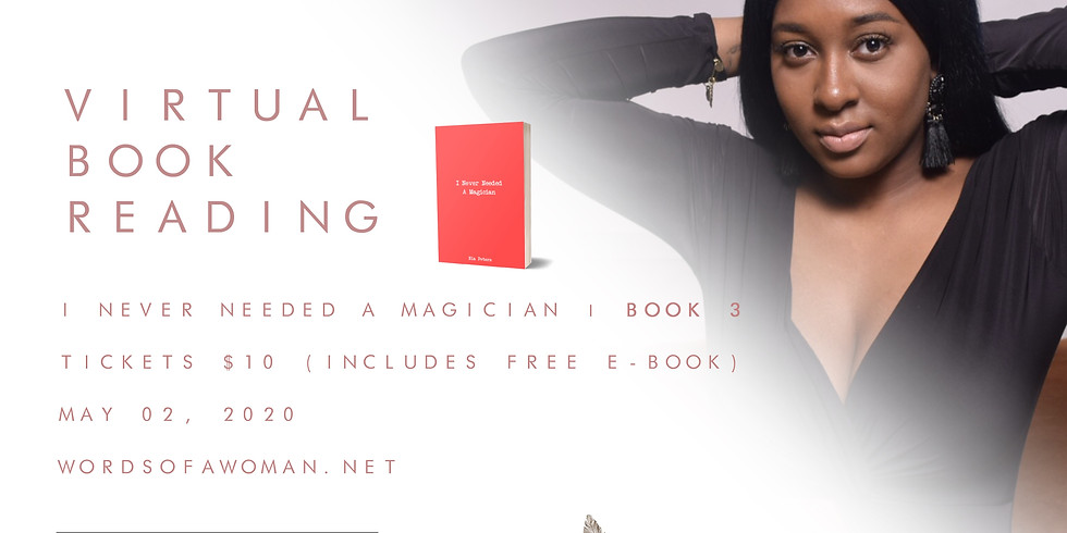 Live Book Reading (book 3)