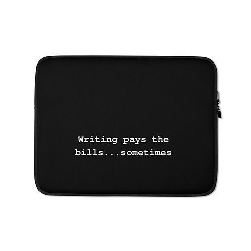 WPTB Laptop sleeve