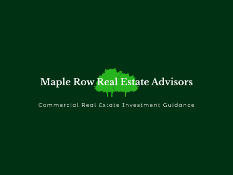 Maple Row Real Estate Advisors Featured in ISS News Desk Video