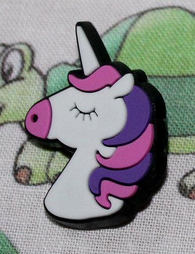 Mythical Unicorn themed set of three badges