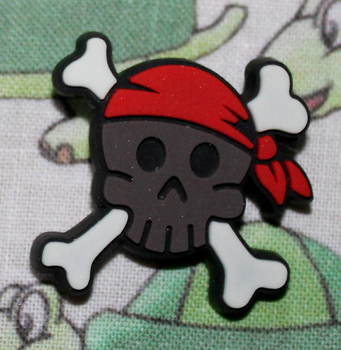 Swashbuckling Pirate themed set of three badges