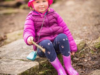 Bright, fun and waterproof