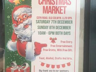 Old Colwyn Christmas Market