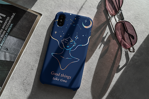 good things take time phone cases