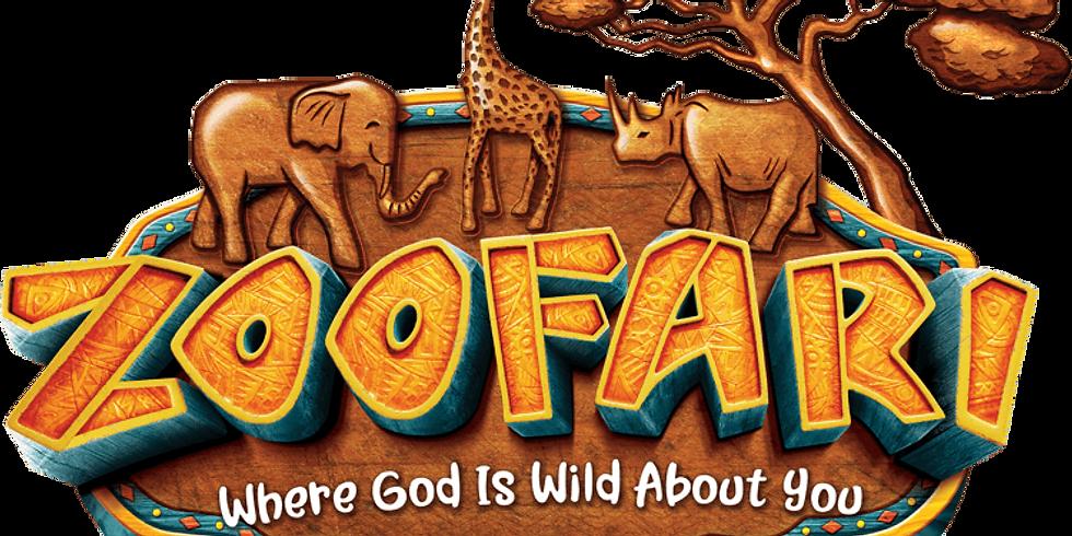 Zoofari Fall Festival