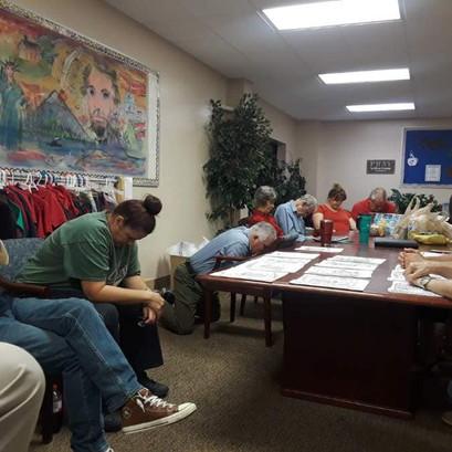 Saturate Prayer Team