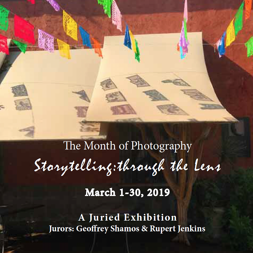 Photography Call for Entry - Storytelling: Through the Lens