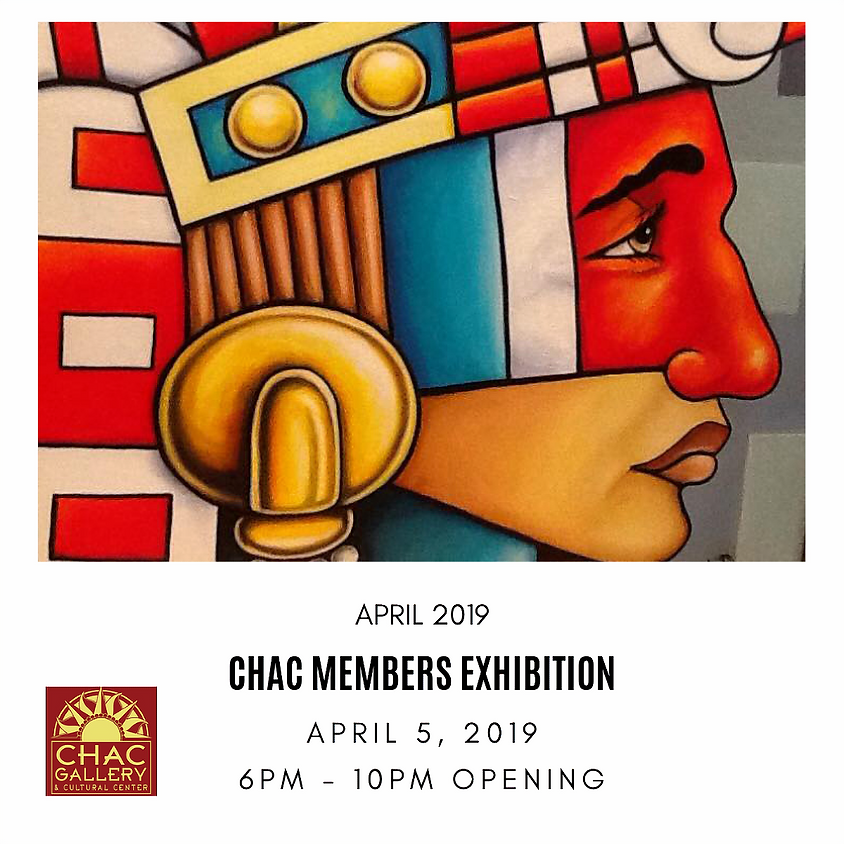 April Opening - CHAC Members Exhibition