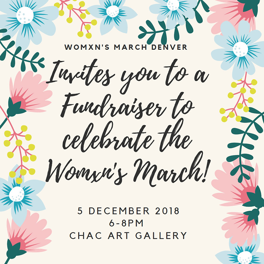 Women's March Fundraiser