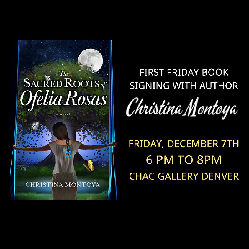 First Friday Book Signing