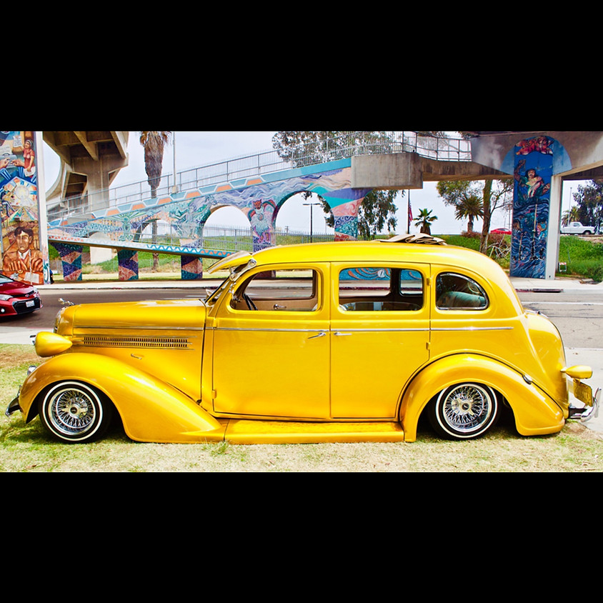 Open Call for Entry | September Exhibition | Lowrider Culture