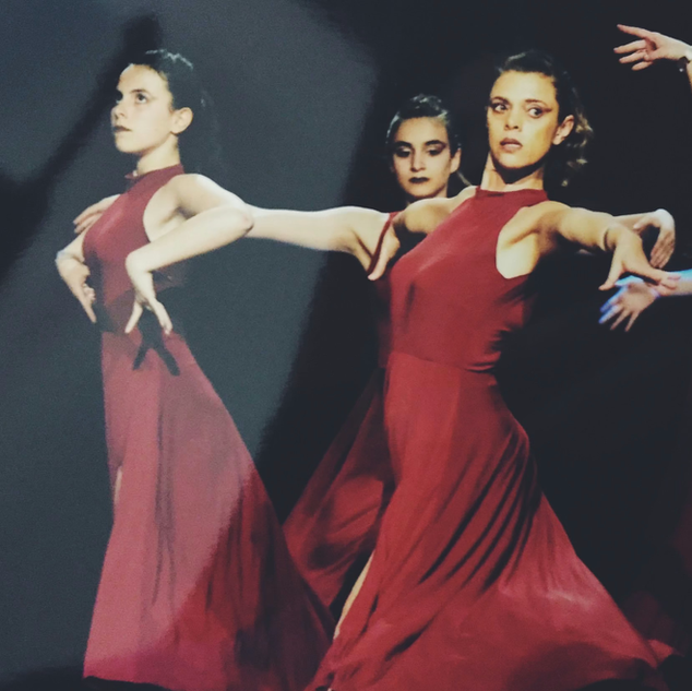 Vestido de Dança