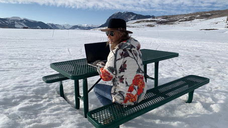Remote Workers Are Moving to Resorts