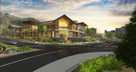 Forecasting the Future: Tahoe South Event Center