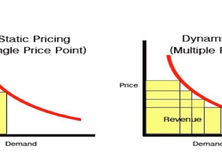 Dynamic Pricing Meets Big Data