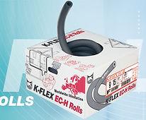 Изоляция для труб K-FLEX EC-H-ROLLS