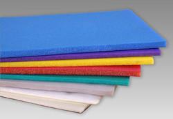 Пенополиэтилен разных цветов