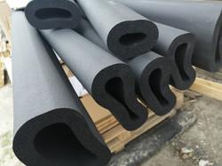 Теплоизоляция для труб из вспененного каучука