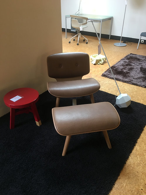 MOOOI / Nut Lounge & Footstool