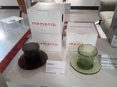 MEMENTO / TASSE+SOUS-TASSE