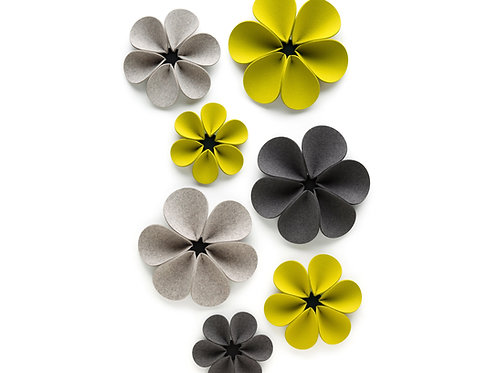 HEY SIGN / SILENT FLOWER (petite)