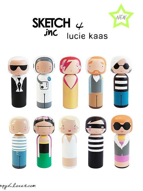 LUCIE KAAS /SKETCH INC