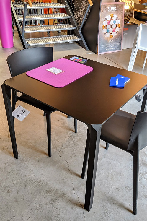 VONDOM / QUARTZ table (noire)