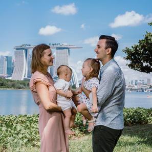 Galen & Trine   Family