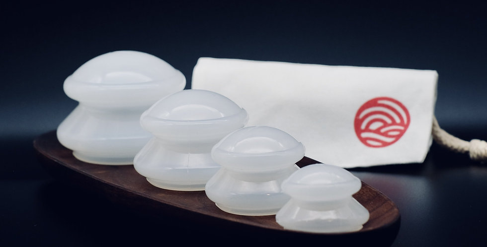 Easy Silicone Cupping Set