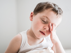 Child's sleeping problem - frequent night wakings