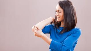 Natural treatment for epicondylitis (tennis elbow)