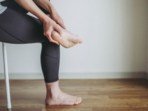 Exercises and natural treatment for plantar fasciitis
