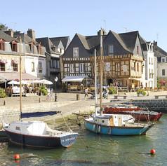 Auray et son port
