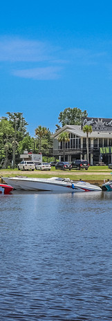 Kremers Marina Sand Bar and Dock Gulfport