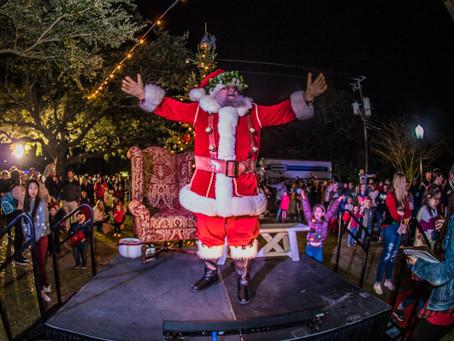 Christmas Tree Lighting at The Mary C. 2019