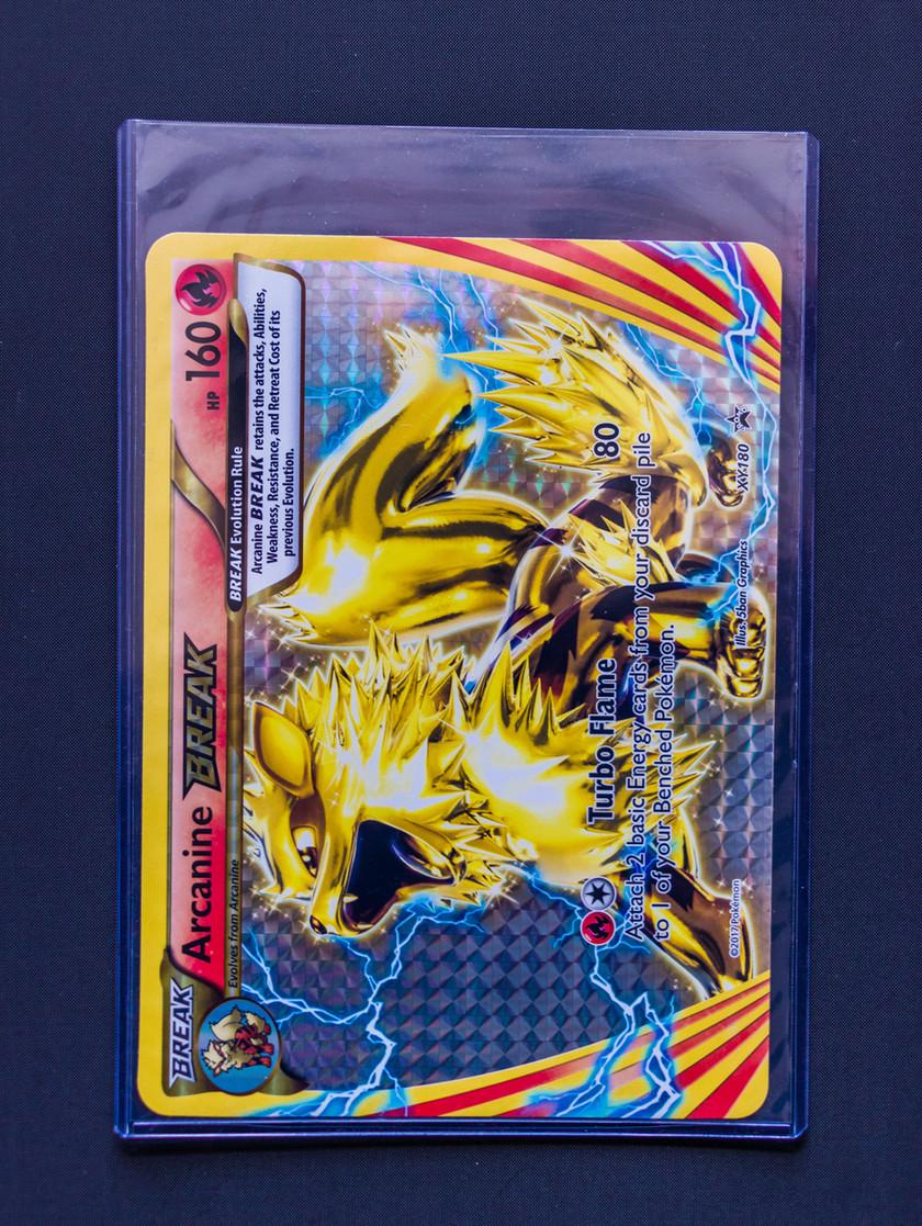 Jumbo Card Pokemon XY Evolutions Master Collection