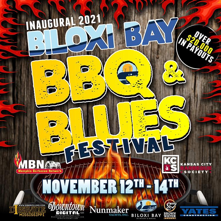 Biloxi Bay BBQ & Blues Fest