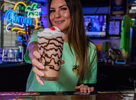 Saturdays: $5 Blood Marys & Bushwackers ALL DAY