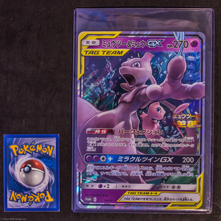 Mewtwo Strikes Back TCG Collection