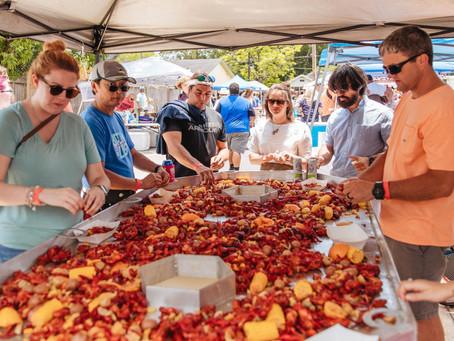 2019 Budweiser Downtown Ocean Springs Crawfish Cook-Off  Highlights