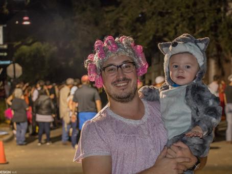Halloween 2018 Downtown Ocean Springs
