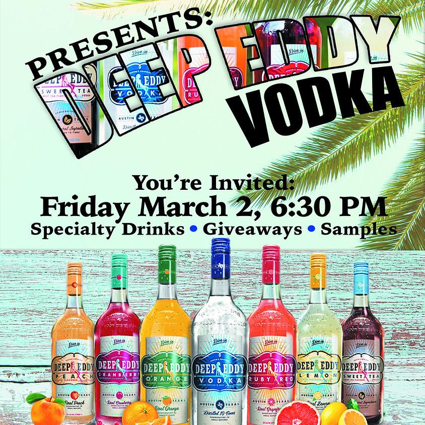 Deep Eddy Vodka Launch