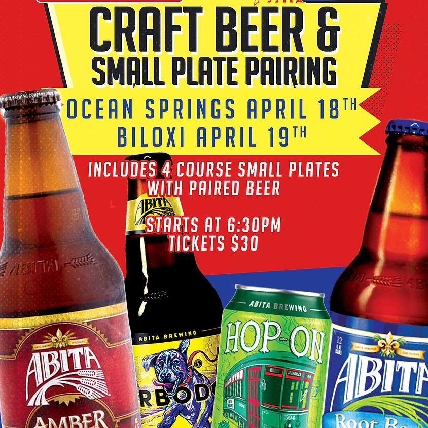 Abita Craft Beer & Small Plate Pairing