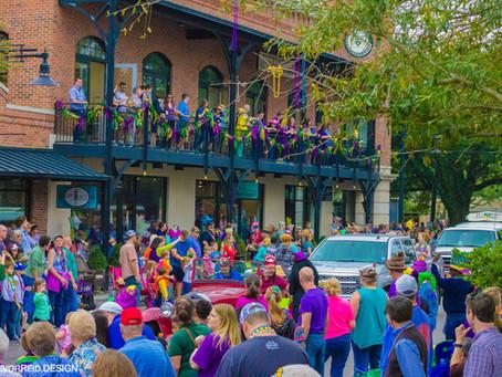 Mardi Gras 2017 Downtown Ocean Springs