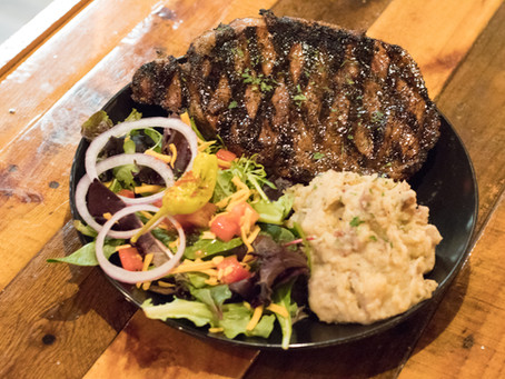 Thursday Night Steak Night at KnuckleHeads! $22.95